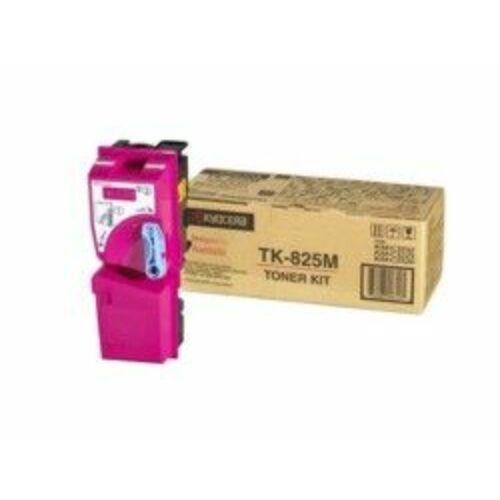 Kyocera TK-825M magenta toner
