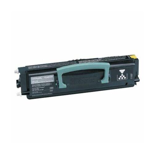 Lexmark E232, E240, E33X, E34X festékkazetta (2.5K) fekete /24016SE/