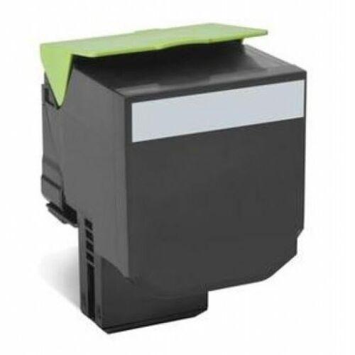 Lexmark 802XK extra nagy kapacitású festékkazetta fekete /80C2XK0/