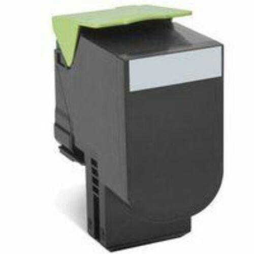 Lexmark 802XKE extra nagy kapacitású festékkazetta fekete (8k) /80C2XKE/