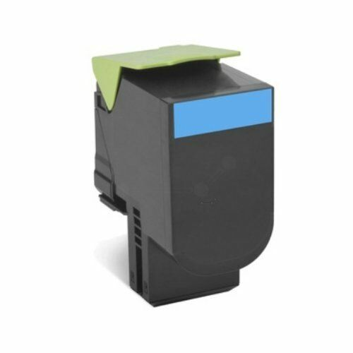 Lexmark 802XCE extra nagy kapacitású festékkazetta ciánkék (4k) /80C2XCE/