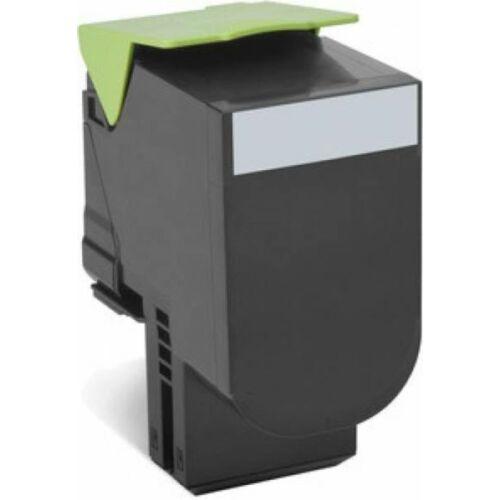 Lexmark 802HKE nagy kapacitású festékkazetta fekete (4k) /80C2HKE/