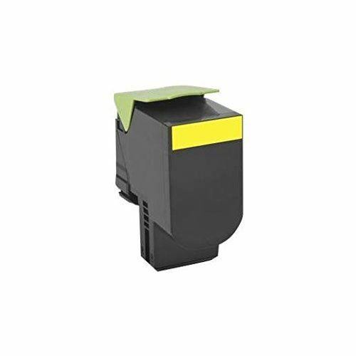 Lexmark 702XYE extra nagy kapacitású festékkazetta (4k) sárga /70C2XYE/