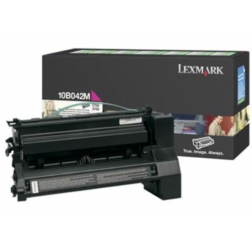 Lexmark 10B042M Magenta Toner