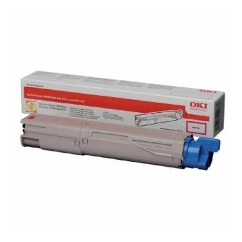 OKI 45862815 nagy kapacitású festékkazetta magenta