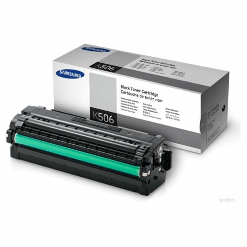 Samsung CLT-K506L fekete toner