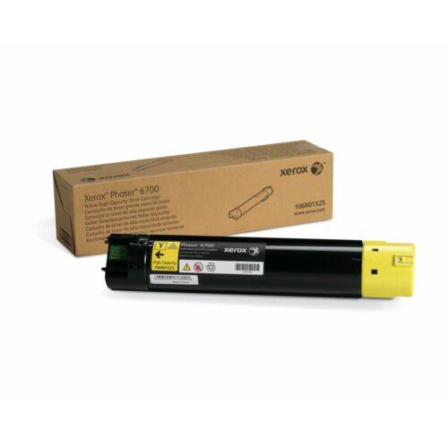 XEROX 106R01525 sárga toner