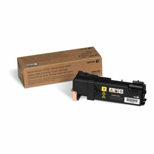 XEROX 106R01603 Yellow toner HC 2,5K