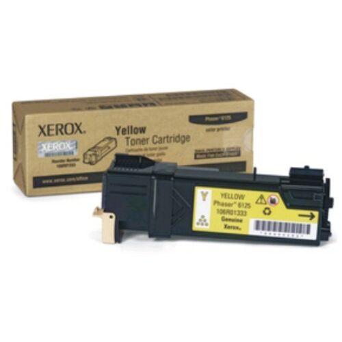 XEROX 106R01337 sárga toner