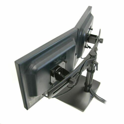 """Ergotron DS100 dual monitortartó asztali állvány 24"""" /33-322-200/"""