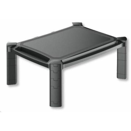 Techly univerzális LED/LCD monitor állvány, szabályozható magasság, 10 kg-ig /028474/