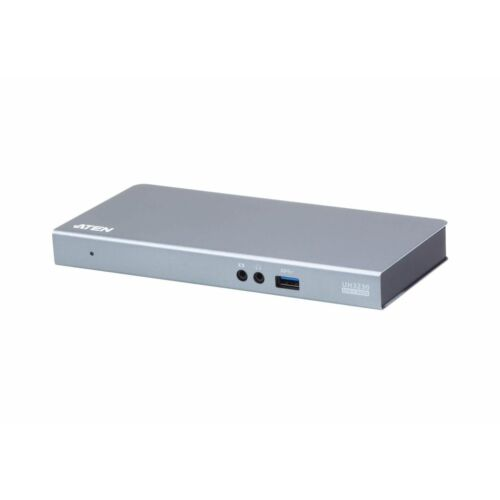 ATEN UH3230 USB-C Multiport Dock with Power Charging notebook dokkoló /UH3230-AT-G/