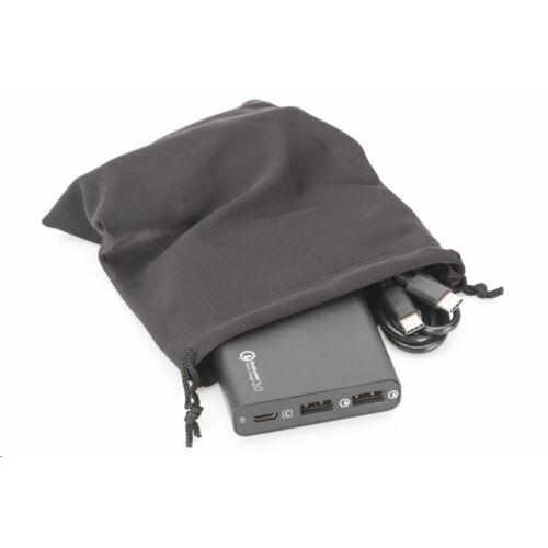 Digitus Univerzális utazó töltő állomás USB Type-C /DA-10194/