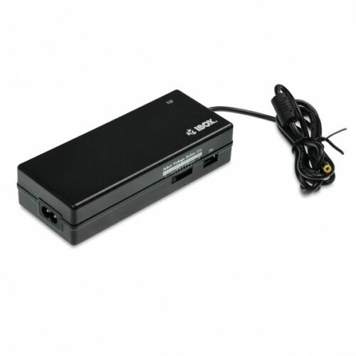 iBOX Notebook tápegység univerzális 120W /IUZ120WM/