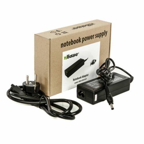 nBase Asus/Toshiba Laptop töltő+kábel 19V 3.42A 65W /NBA-65W-AS57/