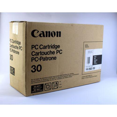Canon PC30 toner ORIGINAL black (F41-2602-700)