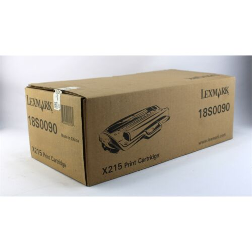 Lexmark X215 toner ORIGINAL (18S0090)