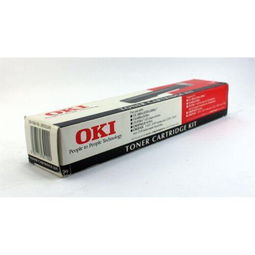 Oki 400EX/410EX/600EX toner/type2 ORIGINAL -9002395