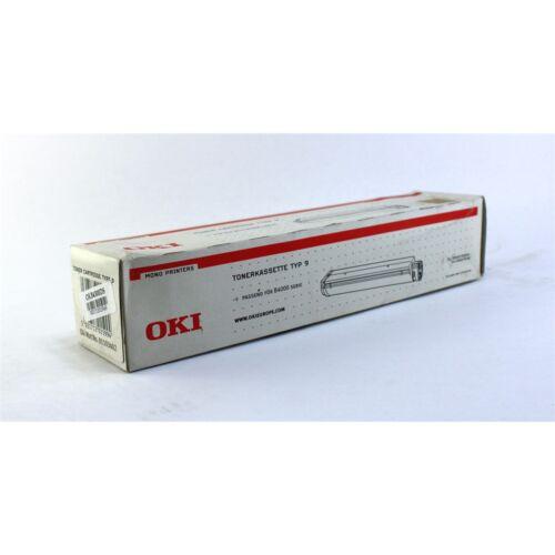 Oki B4300/TYPE9 toner ORIGINAL leértékelt (1101202 )