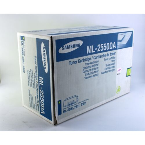 Samsung ML2550 toner ORIGINAL 10K (ML-2550DA)