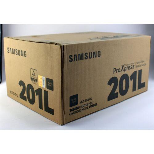 Samsung MLT201L toner ORIGINAL (MLT-D201L/SU870A)