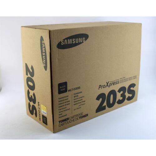 Samsung MLT203S toner ORIGINAL (MLT-D203S)