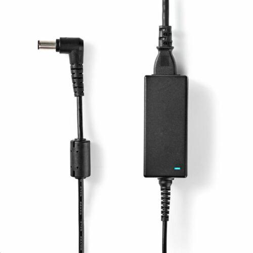 Nedis NBARF4504FBK Sony notebook adapter 39 W 19,5 V / 2 A