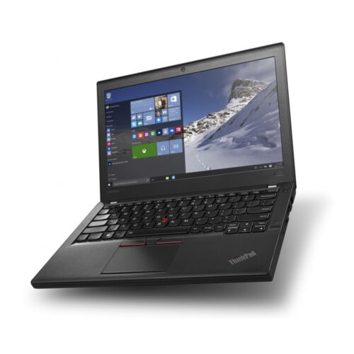 Lenovo ThinkPad X260; Core i5 6300U 2.4GHz/8GB RAM/256GB SSD/battery VD+DB