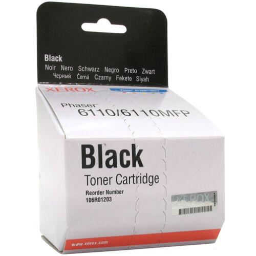 6110 Black (106R01203) Eredeti Xerox Toner Dobozsérült