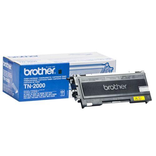 Tn-2000 2,5K Eredeti Brother Toner