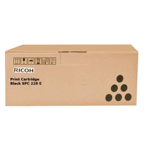 Spc220 (Type 220) Black Eredeti Ricoh Toner