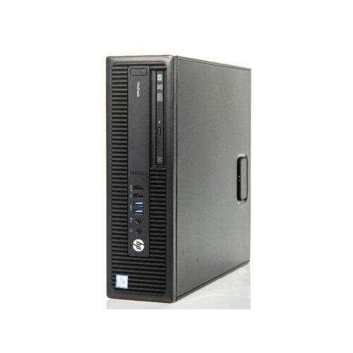 Hp Prodesk 600 G2 Sff Core I5-6500/8Gb/256Ssd/Dvd