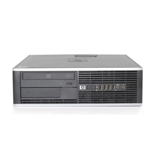 Hp Compaq Elite 8200 Sff; Core I7 2600 3.4Ghz/8Gb Ram/128Gb Ssd + 500Gb Hdd