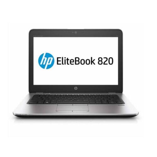 """Hp Elitebook 820 G3 I5-6200U/8Gb/512Ssd/Cam/Fhd """"B"""