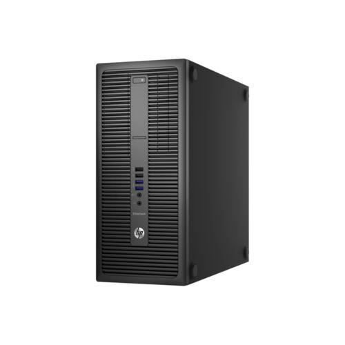 Hp Elitedesk 800 G2 Tw; Core I5 6500 3.2Ghz/8Gb Ram/256Gb Ssd + 2Tb Hdd