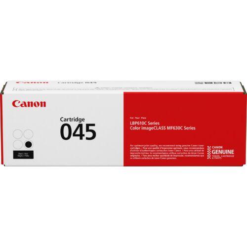 Crg-045 Fekete Eredeti Canon Toner