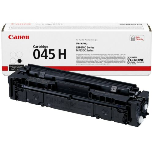 Canon Crg045H Toner Black /Eredeti/ Lbp611 2.800 Oldal