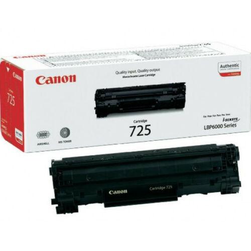 Canon Crg725 Toner 1,6K Lbp6000
