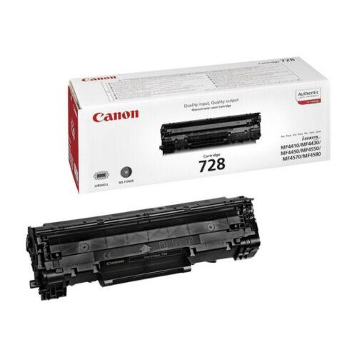 Canon Crg728 Toner 2,1K Mf4580