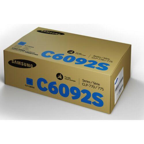 Samsung Clp 770 Cyan Toner 7K  Clt-C6092S/Els (Su082A) (Eredeti)