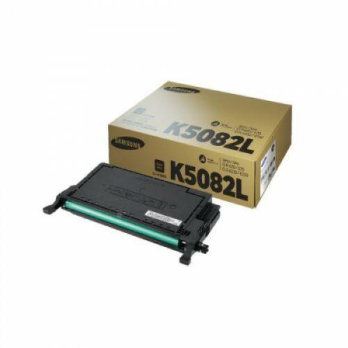 Samsung Clp 620/670A Black Toner 2,5K  Clt-K5082S/Els (Su189A) (Eredeti)