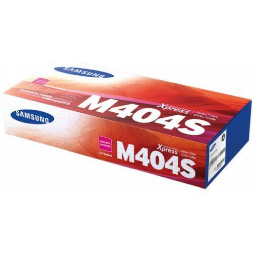 Samsung Slc430/480 Magenta Toner  Clt-M404S/Els (Su234A) (Eredeti)