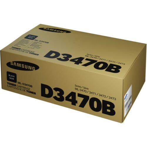 Samsung Ml 3470B Toner 10K  Ml-D3470B/Eur (Su672A) (Eredeti)