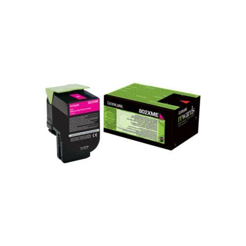 Lexmark Cx510 Extra High Corporate Toner Magenta 4K (Eredeti) 80C2Xme