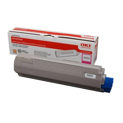 Oki C810 Toner Magenta 8K (Eredeti)