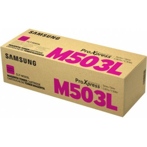 Samsung Slc3010/3060 Magenta Toner  Clt-M503L/Els (Su281A) (Eredeti)
