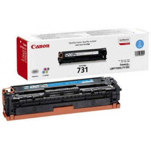 Canon Crg731 Cyan Toner