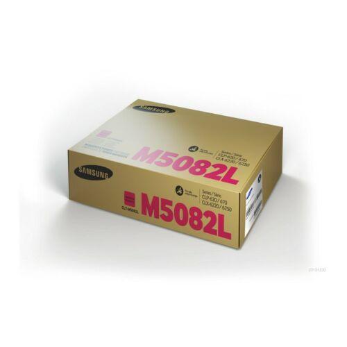 Samsung Clp 620/670B Magenta Toner 4K  Clt-M5082L/Els (Su322A) (Eredeti)