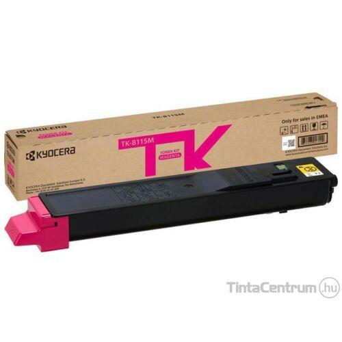 Kyocera Tk-8115 Toner Magenta (Eredeti)