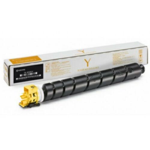 Kyocera Tk-8345 Toner Yellow (Eredeti)